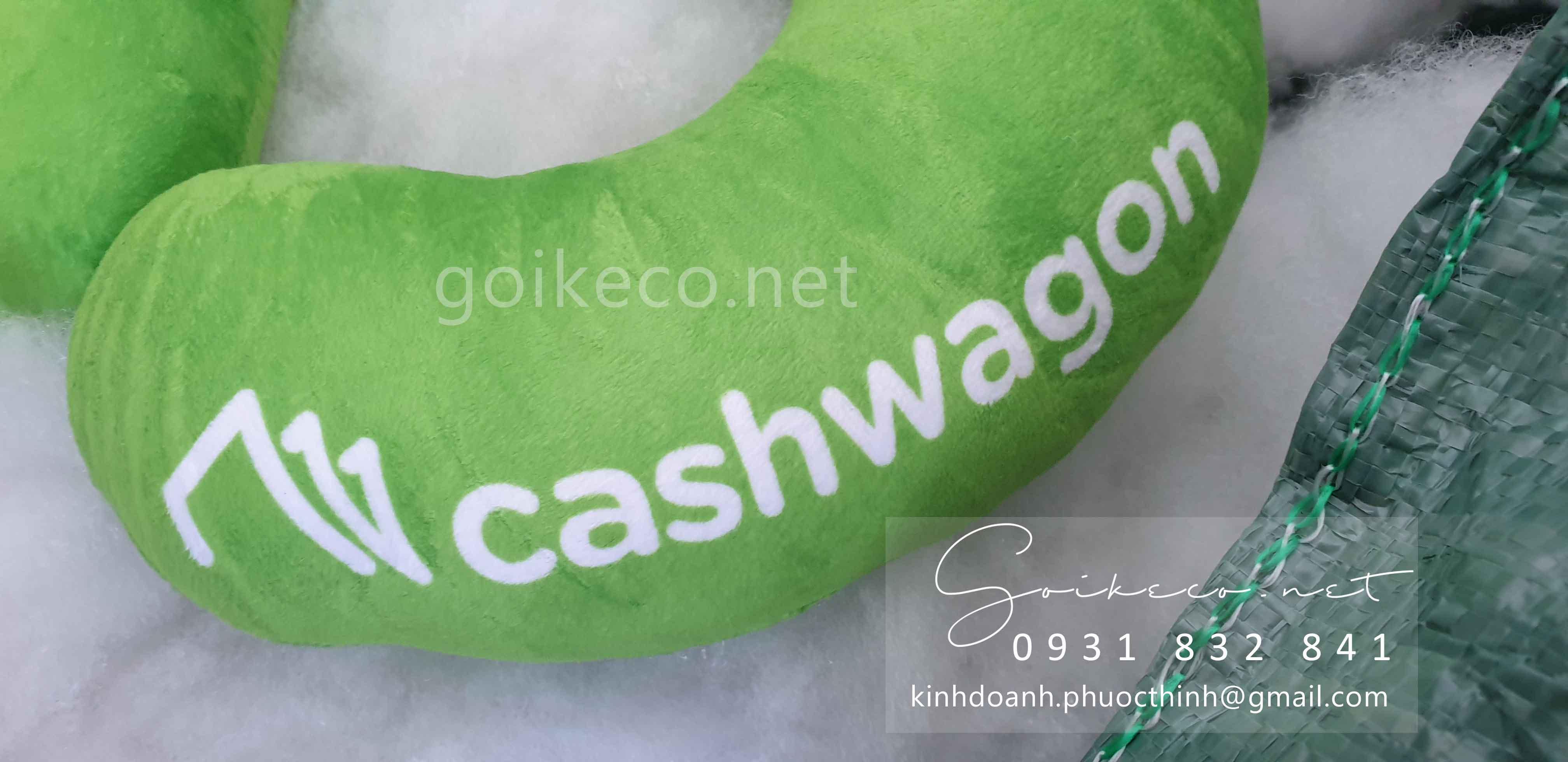 Logo Cashwagon tren goi ke co