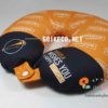 In ấn logo thương hiệu lên gối chữ U Vuvuzela giá cạnh tranh
