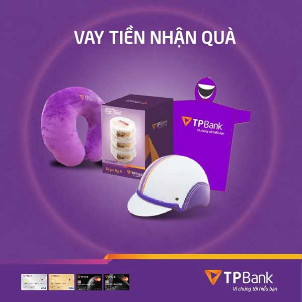 Bộ quà tặng ngân hàng TPBANK