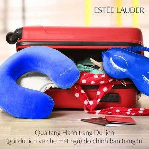 Gối quà tặng Estee Lauder