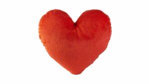 Sản phẩm: Gối hình trái tim