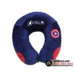 Gối thêu logo Avengers
