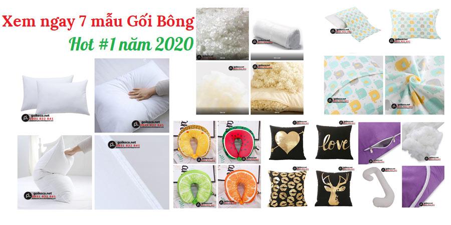 7 mẫu gối bông đẹp #1 2020