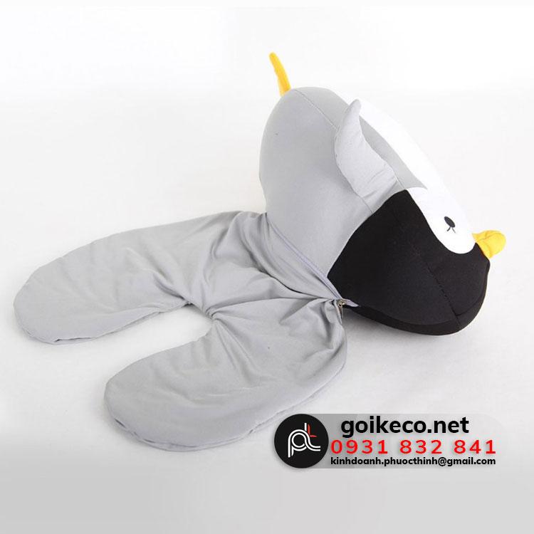 Gối chim cánh cụt 2in1