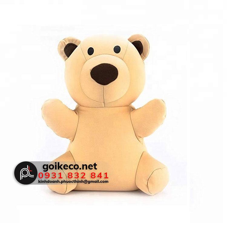 Gối hình chú gấu đáng yêu