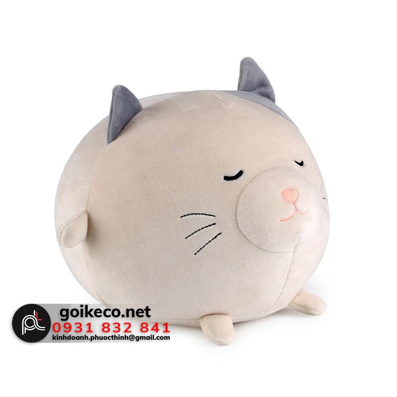 Gối hình con mèo 3D