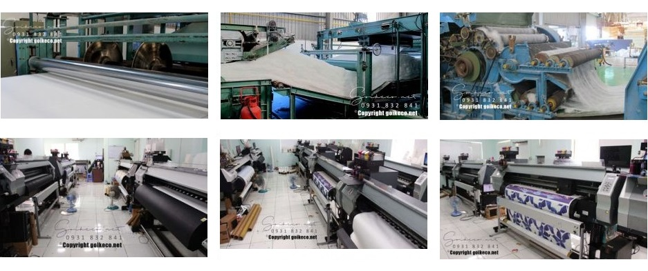 Xưởng sản xuất gối tựa hình thú