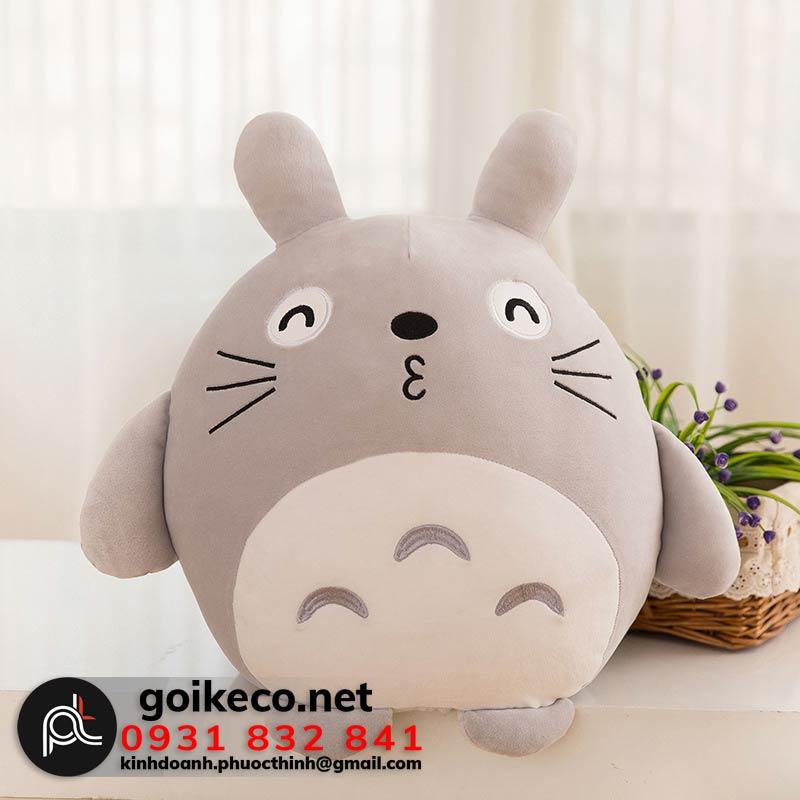 Gối hình thú Totoro