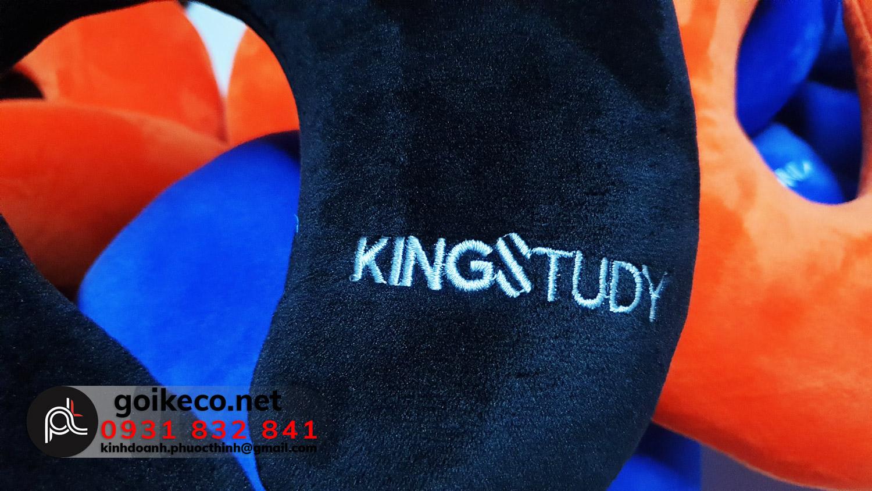 Bán gối chữ U KingStudy