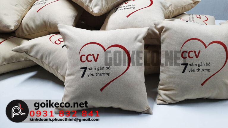 Dự án Gối CCV